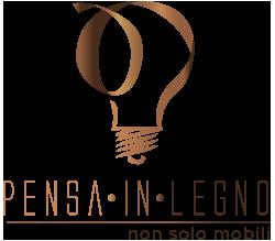 Pensa in Legno - Logo